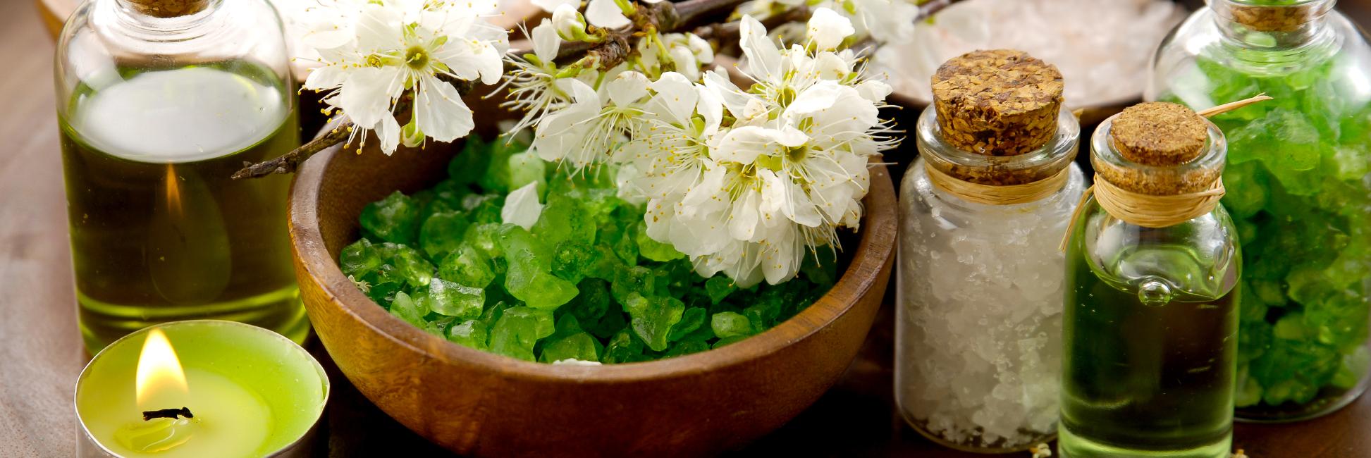 Hotel Gasthof zur Post Aroma-Öle für Massagen