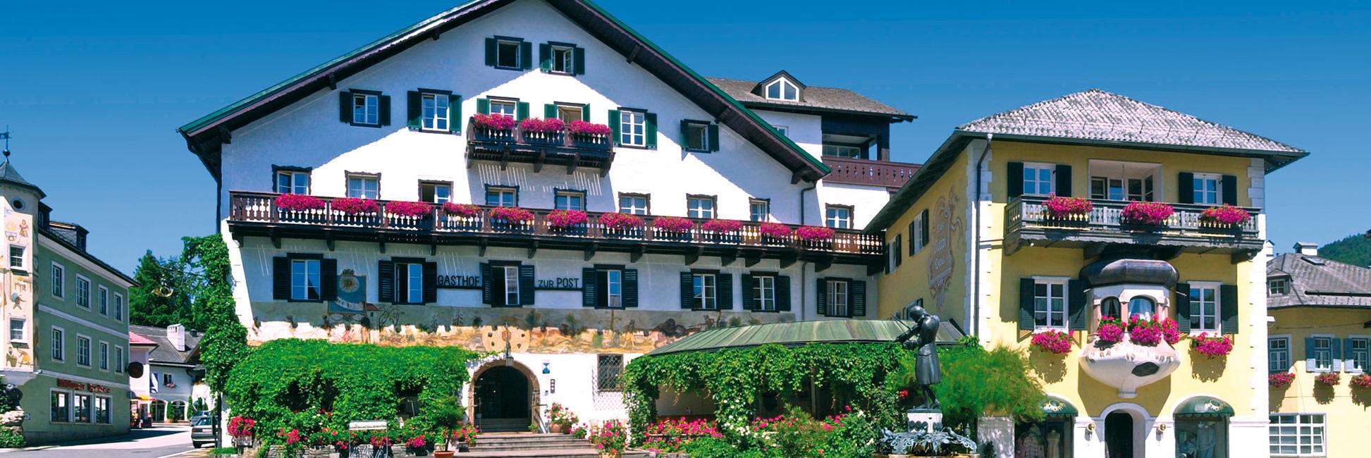 Hotel Gasthof zur Post Aussenansicht