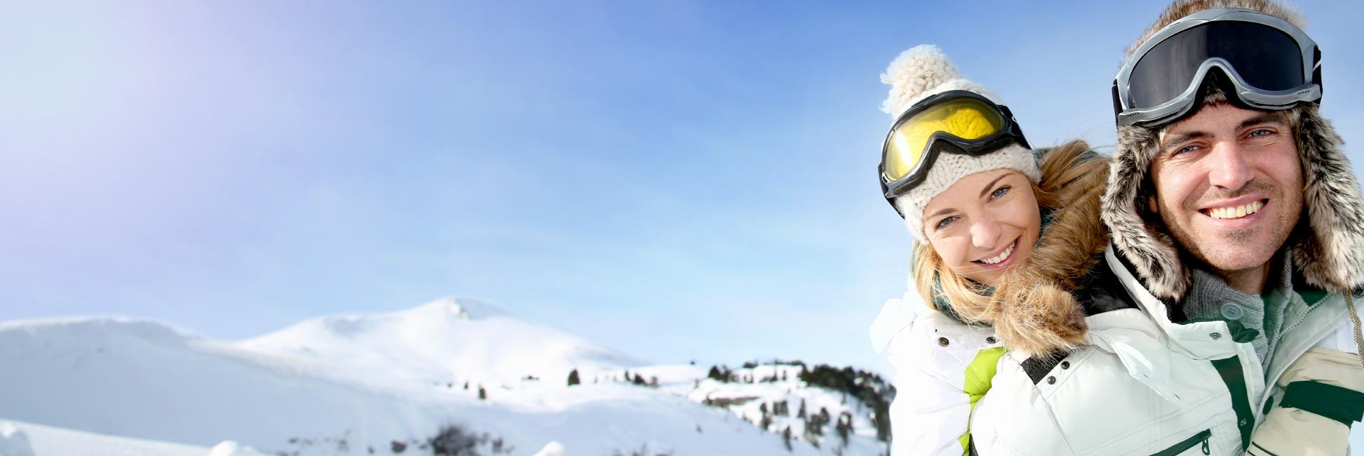 Hotel Gasthof zur Post Winter-Ski Gebiet