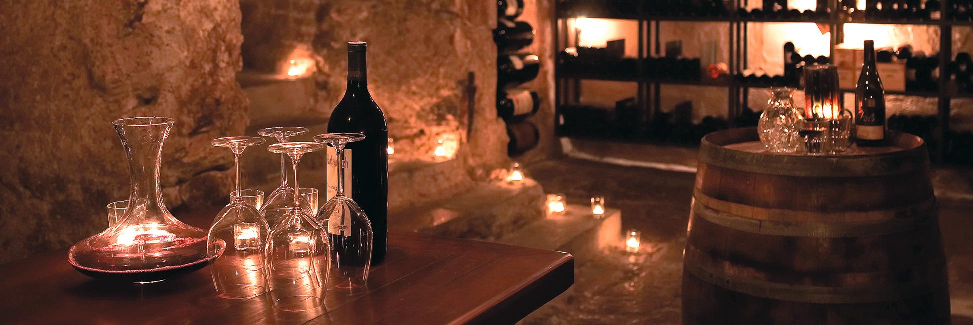 Hotel Gasthof zur Post Weinkeller
