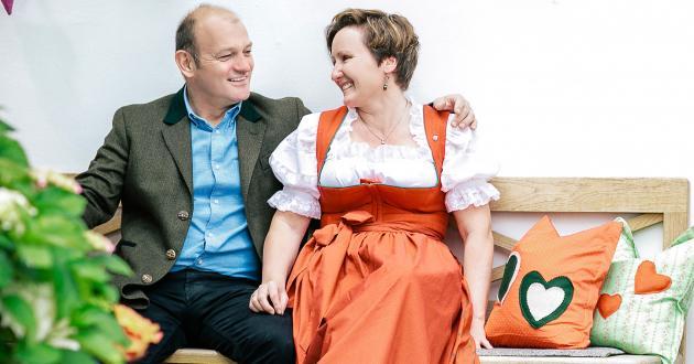 Norbert und Katharina Leitner