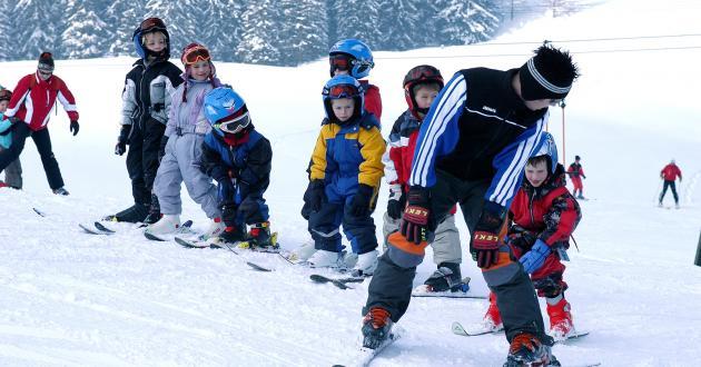 Hotel Gasthof zur Post Skigebiet Skischaukel Hintersee-Gaissau