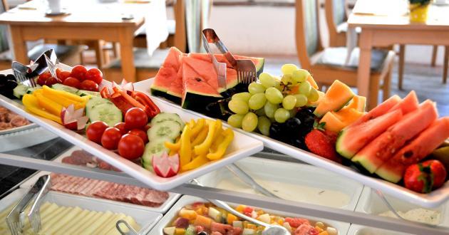 Hotel Gasthof zur Post Frühstücksbuffet