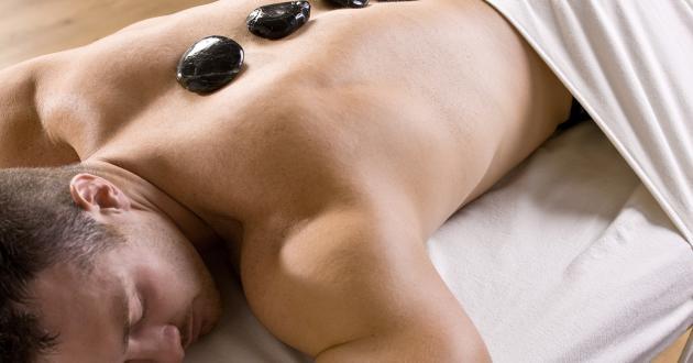 Hotel Gasthof zur Post Hot Stone Massage.
