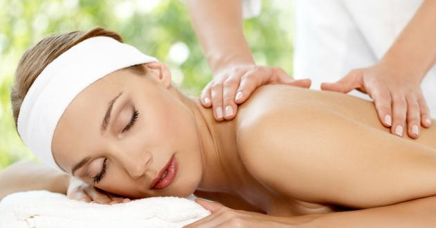 Hotel Gasthof zur Post Massage Rücken