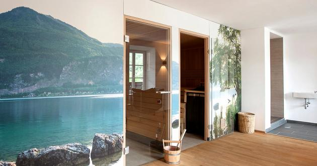 Sauna Hotel Gasthof zur Post