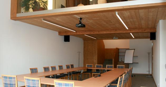 Hotel Gasthof zur Post Seminarraum