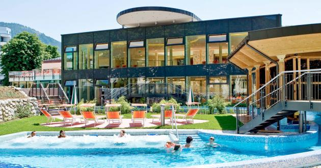 Hotel Gasthof zur Post Therme Bad Ischl Sommer