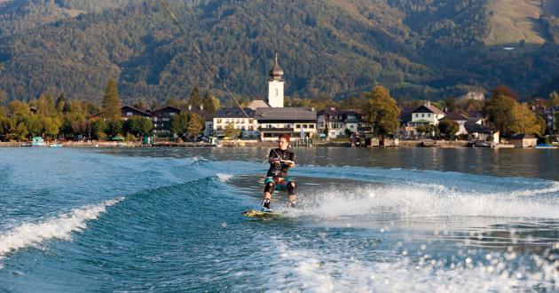 Hotel Gasthof zur Post Wassersport St. Gilgen am Wolfgangsee