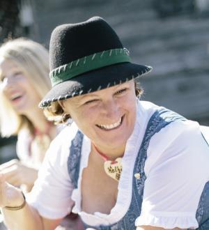 Wanderdame Katharina Leitner