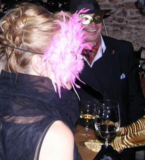 Hotel Gasthof zur Post Bühnenfasching Party