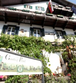Hotel Gasthof zur Post front view