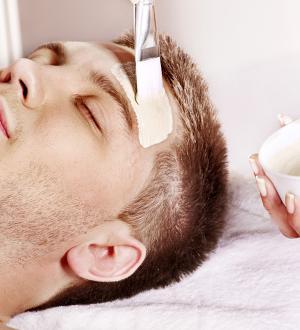 Hotel Gasthof zur Post Gesichtsmaske Behandlung