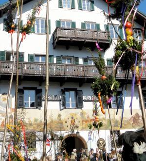 Hotel Gasthof zur Post Palmweihe