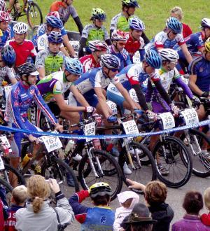 Hotel Gasthof zur Post 5-Seen-Radmarathon Start