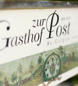Hotel Gasthof zur Post sign