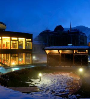 Hotel Gasthof zur Post Therme Bad Ischl Winter