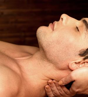 Hotel Gasthof zur Post Wellness-Bereich Massage