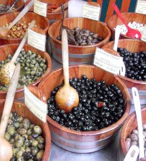 Hotel Gasthof zur Post Wochenmarkt Gemüse