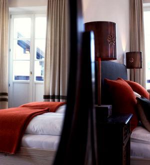 """Doppelbetten Zimmer """"Nannerl"""" Gasthof zur Post"""